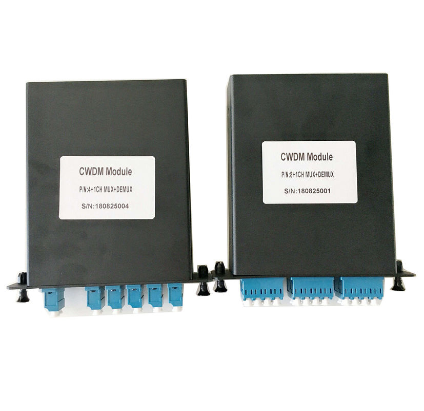 LGX BOX CWDM DWDM 6 8 16 Channels Multiplexer and Demultiplexer